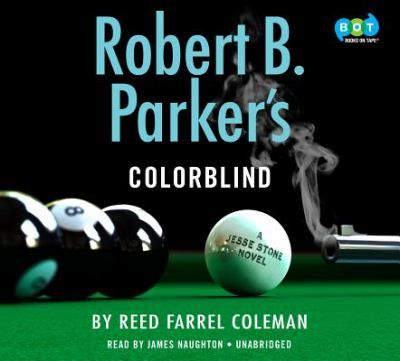 Cover image for Robert B. Parker's Colorblind