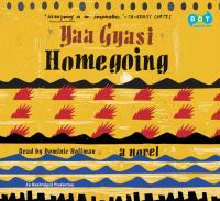 Cover image for Homegoing : a novel