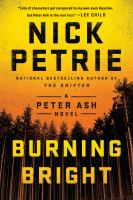 Cover image for Burning bright