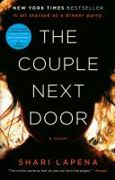 Cover image for The couple next door : a novel