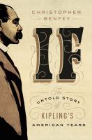 Cover image for If : the untold story of Kipling's American years