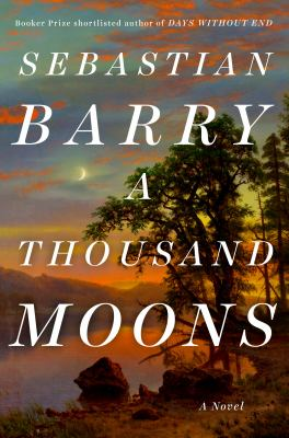 Cover image for A thousand moons : a novel