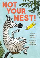 Cover image for Not your nest!