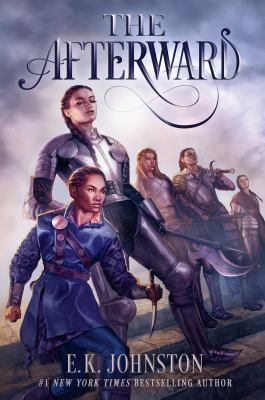 Cover image for The afterward