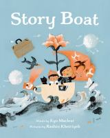 Cover image for Story boat