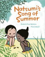 Cover image for Natsumi's song of summer