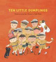 Cover image for Ten little dumplings