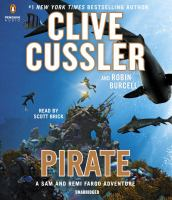 Cover image for Pirate : a Sam and Remi Fargo adventure