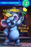 Cover image for The koala king