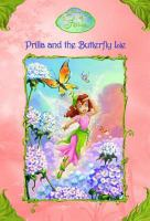Cover image for Prilla and the butterfly lie