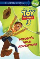 Cover image for Woody's wild adventure