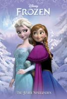 Cover image for Frozen : the junior novelization