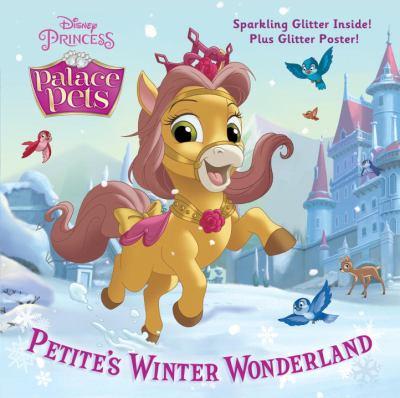 Cover image for Petite's winter wonderland