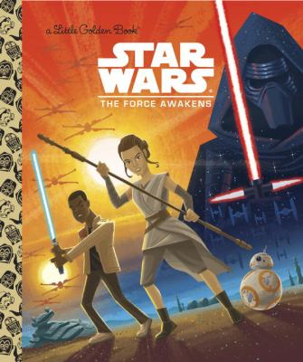 Cover image for Star Wars, the force awakens