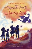 Cover image for A fairy's fire