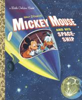 Cover image for Mickey Mouse and his spaceship