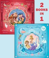 Cover image for Cinderella's best creations ; Snow White and the three giants