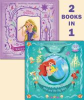 Cover image for Ariel and the big baby ; Rapunzel finds a friend