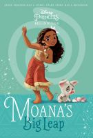 Cover image for Moana's big leap
