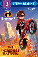 Cover image for The incredible Elastigirl
