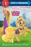 Cover image for Rapunzel's perfect pony