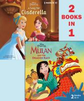 Cover image for Mulan and the dragon race : a song for Cinderella