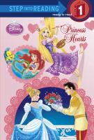 Cover image for Princess hearts