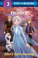Cover image for Elsa's epic journey