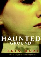 Cover image for Haunted ground