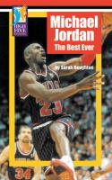Cover image for Michael Jordan : the best ever