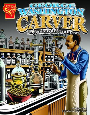 Cover image for George Washington Carver : ingenious inventor