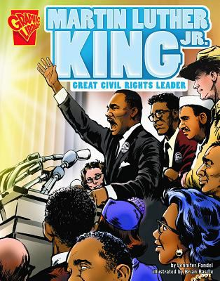 Cover image for Martin Luther King, Jr. : great civil rights leader