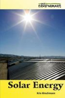 Cover image for Solar energy