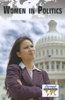 Cover image for Women in politics