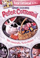 Cover image for Here comes Peter Cottontail