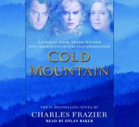 Cover image for Cold Mountain
