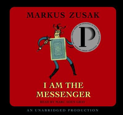 Cover image for I am the messenger