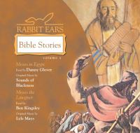 Cover image for Rabbit ears bible stories. Vol. 2