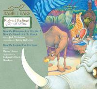 Cover image for Rabbit Ears Rudyard Kipling's Just so stories