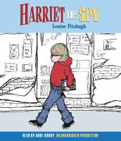 Cover image for Harriet, the spy
