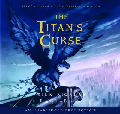 Cover image for The Titan's curse