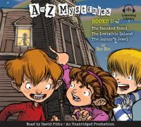Cover image for A to Z mysteries. Books H-J