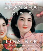 Cover image for Shanghai girls : a novel