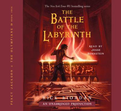 Cover image for The battle of the Labyrinth