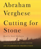 Cover image for Cutting for stone
