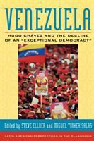 "Cover image for Venezuela : Hugo Chávez and the decline of an ""exceptional democracy"""
