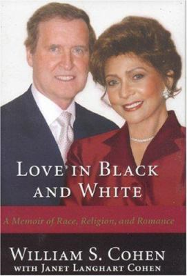 Cover image for Love in black and white : a memoir of race, religion, and romance