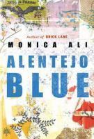 Cover image for Alentejo blue : fiction