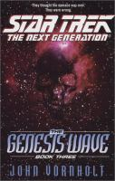 Cover image for The genesis wave, book 3
