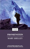 Cover image for Frankenstein, or, The modern Prometheus